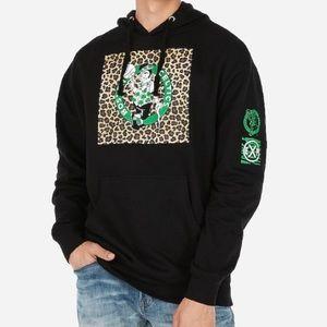 NEW NBA Boston Celtics Hooded Sweatshirt